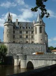 La Rochefoucauld Castle